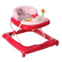 MINNIE Trotteur bebe Player Rose - Disney Baby