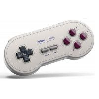 Manette Gamepad bluetooth creme 8Bitdo SN30 G Classic pour Switch