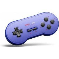 Manette Gamepad bluetooth bleue 8Bitdo SN30 GP pour Switch