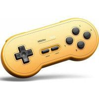 Manette Gamepad bluetooth jaune 8Bitdo SN30 GP pour Switch