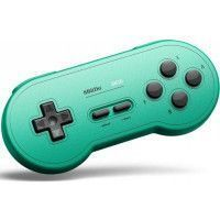 Manette Gamepad bluetooth verte 8Bitdo SN30 GP pour Switch