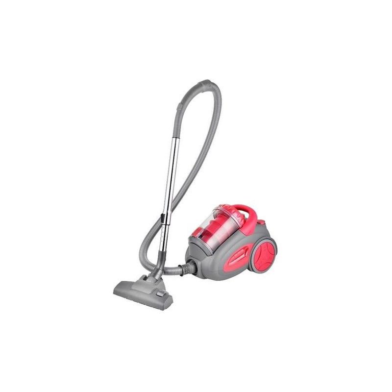 aspirateur sans sac erp cyclonique 1400 w rouge a c home a. Black Bedroom Furniture Sets. Home Design Ideas