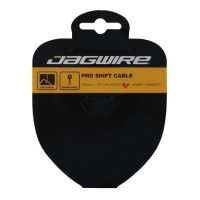JAGWIRE Cable de derailleur Pro Polished - 1,1 x 2300 mm - Sram et Shimano
