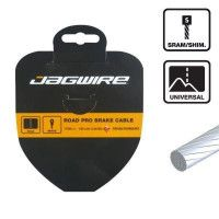 JAGWIRE Cable de frein Slick Stainless - 1,1 x 3100 mm - Sram et Shimano