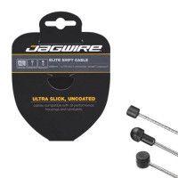 JAGWIRE Cable de derailleur Elite Polished - 1.1 x 2300 mm - Campagnolo