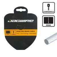 JAGWIRE Cable de derailleur Slick Galvanized - 1.1 x 2300 mm - Campagnolo