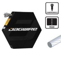 JAGWIRE Lot de 100 cables de frein Slick Stainless - Route - 1.5 x 1700 mm