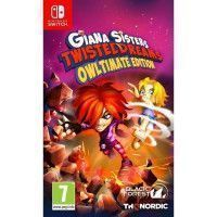 Giana Sisters Jeu Switch