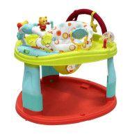 CREATIVE BABY trotteur Base dActivites et deveil - Ca0 - Multicolore