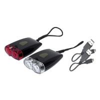 PERF Kit declairage rechargeable USB avant et arriere