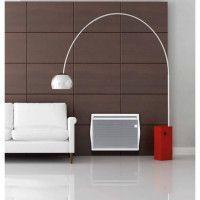 CHAUFELEC Broadway 1000 watts  Radiateur panneau rayonnant - Programmation LCD - Detecteur presence et fenetre ouverte