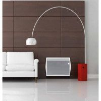 CHAUFELEC Broadway 1500 watts  Radiateur panneau rayonnant - Programmation LCD - Detecteur presence et fenetre ouverte