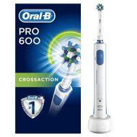 Oral-B PRO 600 Cross Action Brosse a dents electrique par BRAUN