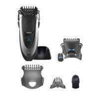 Tondeuse Multifonction Barbe et Cheveux - Braun MG5090 avec Technologie Wet+Dry