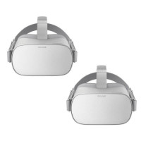 1 Casque de Realite Virtuelle Oculus GO 32Go + 30 de reduction sur le 2eme