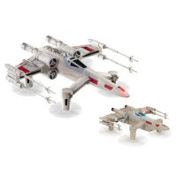 STAR WARS Drone T-65 X Wing Star Fighter + 1 Drone Propel T-65 OFFERT