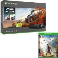 Xbox One X 1 To Forza Horizon 4 + Forza Motorsport 7 + Assassins Creed Odyssey