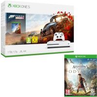 Xbox One S 1 To Forza Horizon 4 + Assassins Creed Odyssey