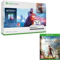 Xbox One S 1 To Battlefield V + Assassins Creed Odyssey