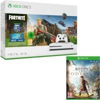 Xbox One S 1 To Fortnite + Assassins Creed Odyssey