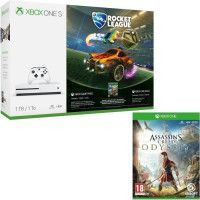 Xbox One S 1 To Rocket League + Assassins Creed Odyssey