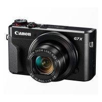 CANON G7X MKII Appareil photo numerique Compact PowerShot G7X MKII 20 Mpx - Noir