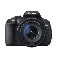 CANON EOS 700D + Objectif EF-S 18-135 mm f/3,5