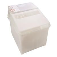 KALORIC TEAM MB 30 EL-Lave linge posable-3kg-Classe A-Chauffe leau , lave et rince 3 fois avec remplissages et vidanges auto