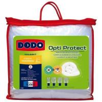 DODO Couette temperee 300g/m2 OPTI-PROTECT 140x200 cm blanc