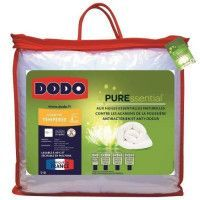 DODO Couette chaude 350gr/m2 PURESSENTIAL 200x200 cm blanc