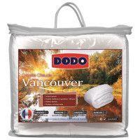 DODO Couette chaude 400gr/m2 VANCOUVER 200x200 cm blanc