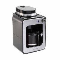 DOMOCLIP PREMIUM DOD135 Cafetiere filtre avec broyeur integre Noir et Inox