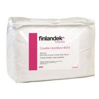 FINLANDEK Couette temperee microfibre HINTA 220x240 cm blanc