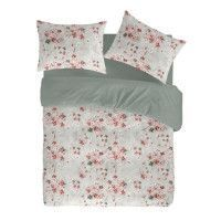 GUY LAROCHE Housse de couette en percale Lindsay - 220x240 cm - Gris the