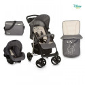 WINNIE STAR GREY Poussette duo  ShopN Drive