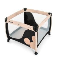 MICKEY lit 3 en 1 :lit dappoint / parapluie / parc Play N Relax Square - Disney Baby