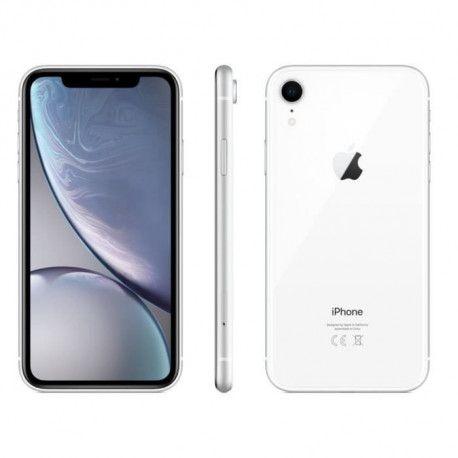 APPLE iPhone Xr Blanc 128 Go
