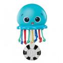 BABY EINSTEIN Hochet meduse Ocean Glow Sensory Shaker - Bleu