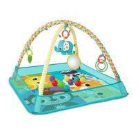 BRIGHT STARTS Tapis de jeu More-in-One Ball Pit Fun - Des la naissance - Bebe mixte