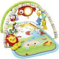 FISHER-PRICE - Tapis dEveil amis de la jungle 3 en 1