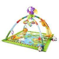 FISHER-PRICE - Tapis de la Jungle Musical et Lumineux