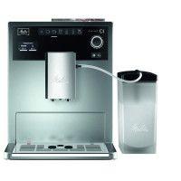 MELITTA E970-101 Machine expresso automatique avec broyeur Caffeo CI - Argent