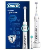 Oral-B Teen Brosse a dents electrique rechargeable - Blanc