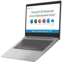 PC Portable Ultrabook - LENOVO IdeaPad 1 14IGL05 - 14 FHD - Celeron N4020 - RAM 4 Go - 128Go SSD - Windows 10S- AZERTY + Office