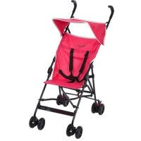 SAFETY 1ST Poussette canne fixe Peps + canopy - Rose