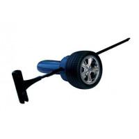 Lanceur avec1 Roue - Fly Wheels - 7186 - Jeu de Plein Air