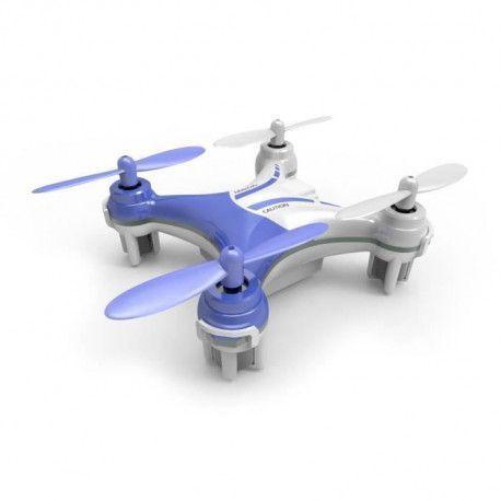 SILVERLIT Mini Drone Telecommande NanoXCopter 6 cm - Bleu