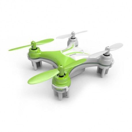 SILVERLIT Drone Telecommande NanoXCopter 6 cm Vert