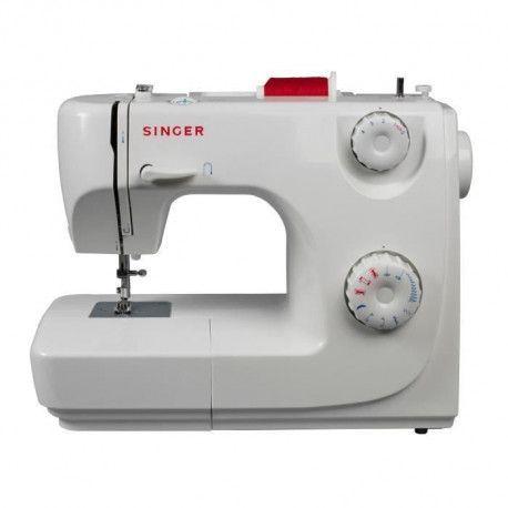 SINGER Machine a coudre 8280 Standard - 16 points - 6 griffes - Blanc
