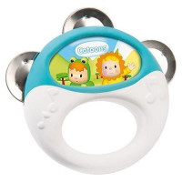 SMOBY Cotoons Cymbale - Instrument Musique